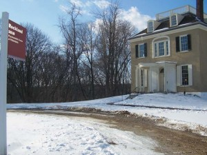 This historic house in Philadelphia has been leased to a healthcare facility.