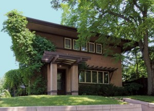 Purcell & Elmslie's Backus House is another Prairie gem worth seeing.