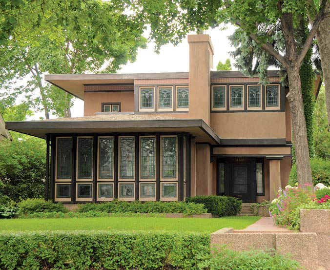 An architectural tour of minneapolis st paul old for Building a house in minnesota