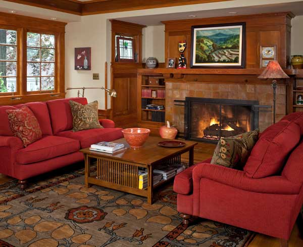 A Refined Bungalow In Portland Old House Online Old House Online