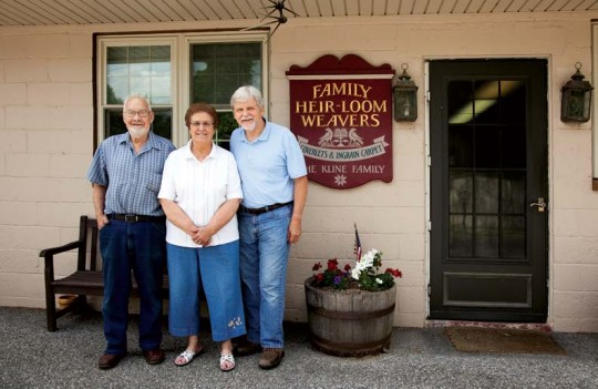 David, Carole, and son Patrick run this family-owned business.