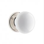 Duke porcelain knob from Rejuvenation