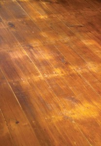 Blotchy floors—particularly endemic with softwoods and flat-sawn boards—are the result of uneven stain absorption.