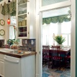 Combining the kitchen and breakfast room is the next project on the Barnatts' to-do list.