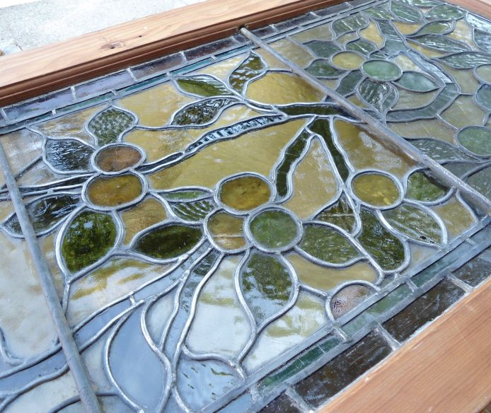 How To Repair Stained Glass Old House Online Old House