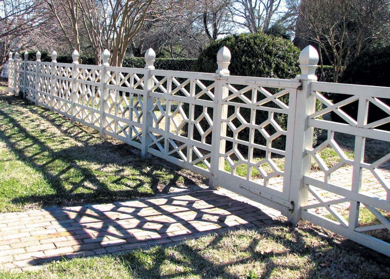 Fence options for every house style old house online Tudor style fence