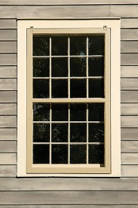 A storm can just about double the R-value of a window, bringing it close to the performance of a double-glazed window.