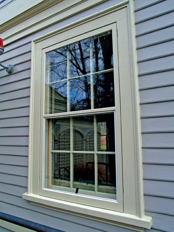 Energy Efficient Retrofit At The Lyman Estate Old House