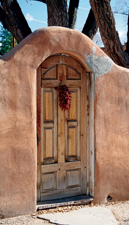 Pueblo Revival Houses In Santa Fe Old House Online Old