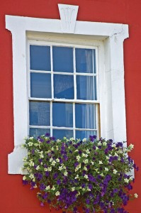 Reglazing windows is often the first step to improving their efficiency.
