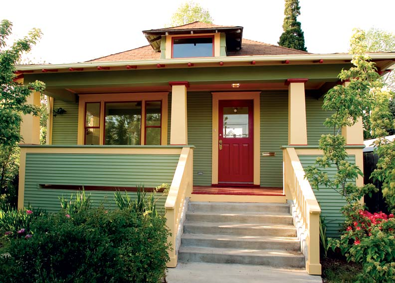 How To Design A Bungalow Porch
