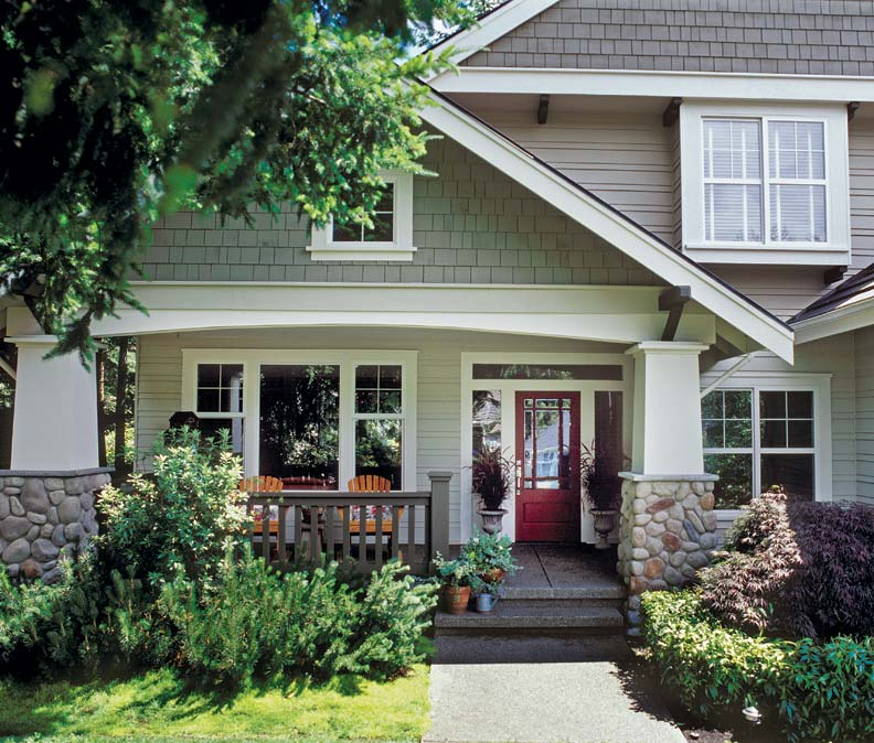 How To Design A Bungalow Porch Old House Online Old