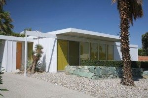Architect Donald Wexler is noted for a group of 1961 steel houses built by the Alexander Company.