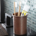 Copper Toothbrush-Holder