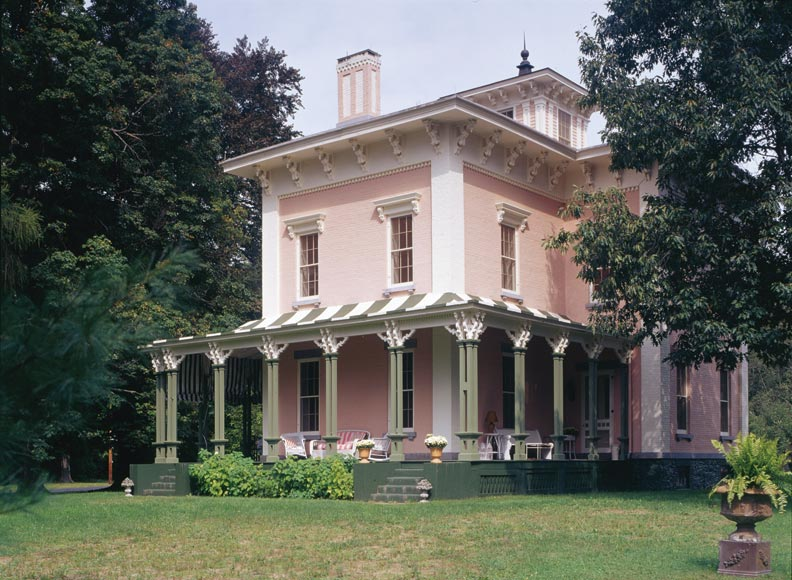 A Period Perfect Italianate Restoration Old House Online