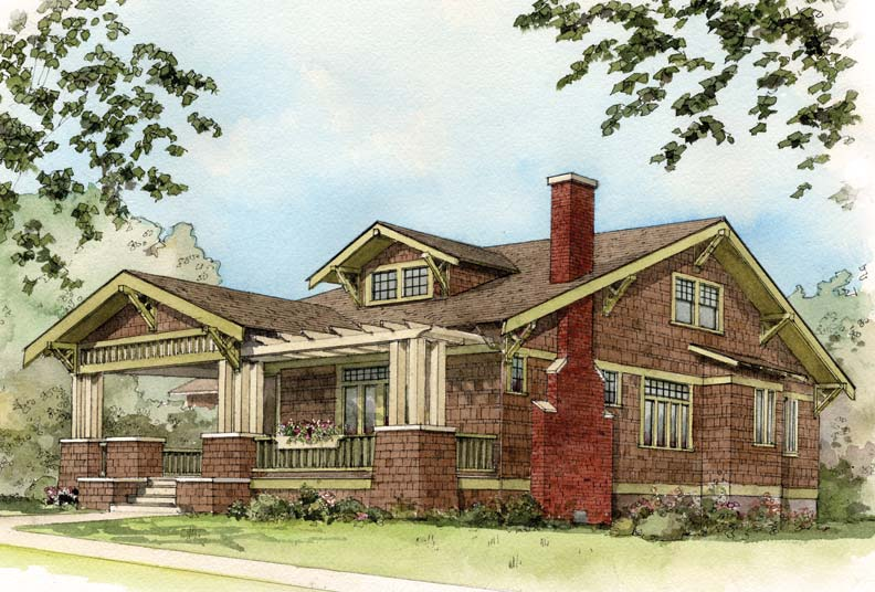 Early 20th century suburban house styles old house Styles of houses
