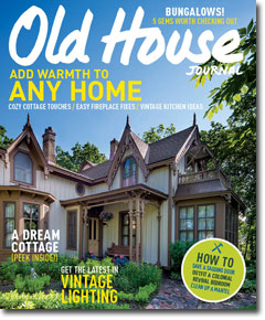 Old-House Journal December 2013