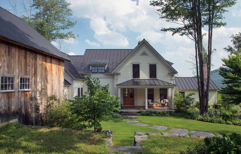 Building An Authentic New Old Farmhouse Old House Online