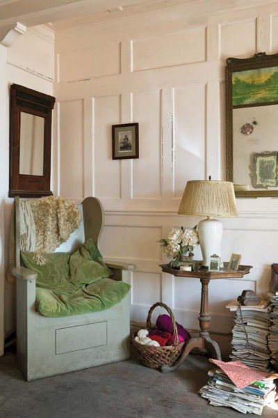 6 Ideas For Country Wainscots Old House Online Old
