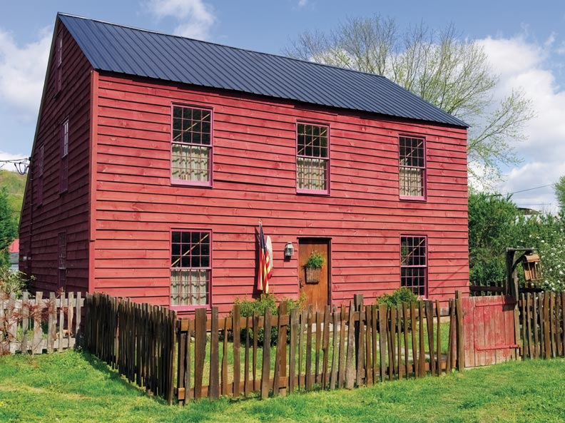 Image gallery saltbox for Virginia farmhouse plans