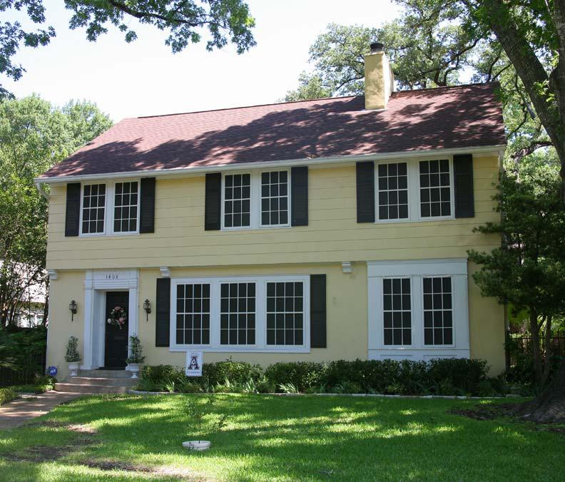 Modern Homes Austin: 20th-Century Houses In Austin's Pemberton Heights