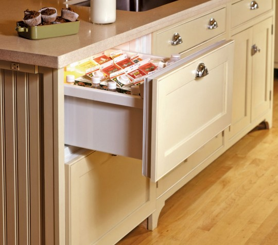 Appliance Cabinets Kitchens: 6 Ways To Hide Kitchen Appliances