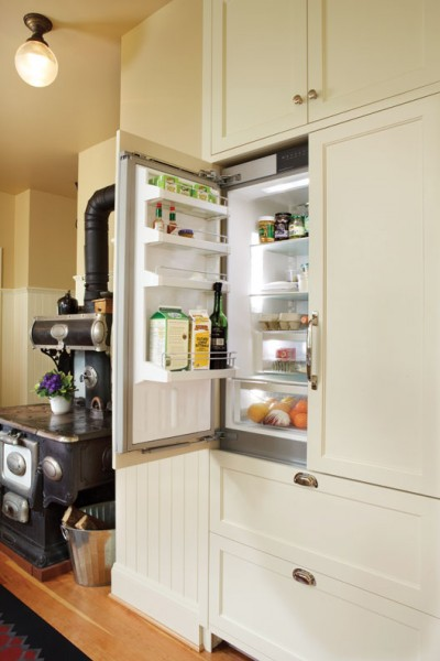 6 Ways To Hide Kitchen Appliances Old House Online Old