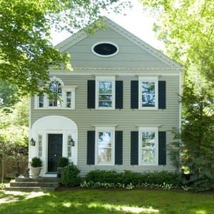 Classic New England Architecture In Litchfield