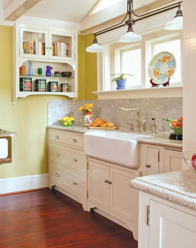 The Best Countertop Choices for Old-House Kitchens - Old-House Online ...