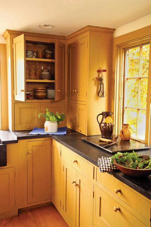 The Best Countertop Choices For Old House Kitchens Old House Online Old House Online