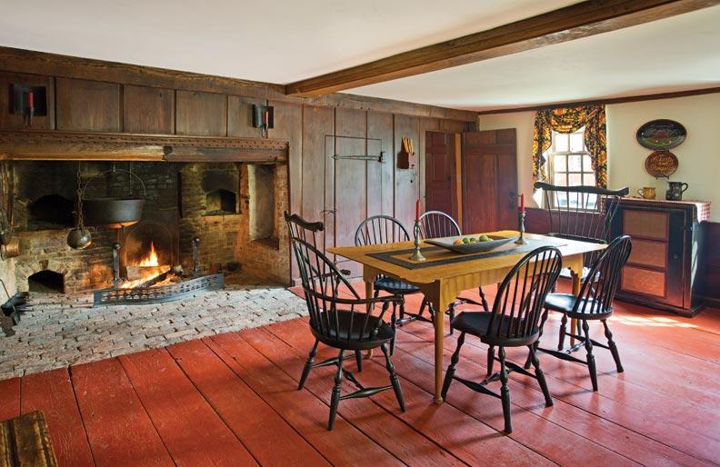 Saving A 17th-Century New England House