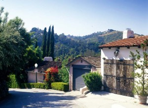 """""""This romantic enclave is not only my home, it is a sanctuary in the wild metropolis that is Los Angeles,"""" says interior designer Martyn Lawrence Bullard. """"A rich, colorful tapestry of inhabitants only adds to its European flavor and historical importance."""""""