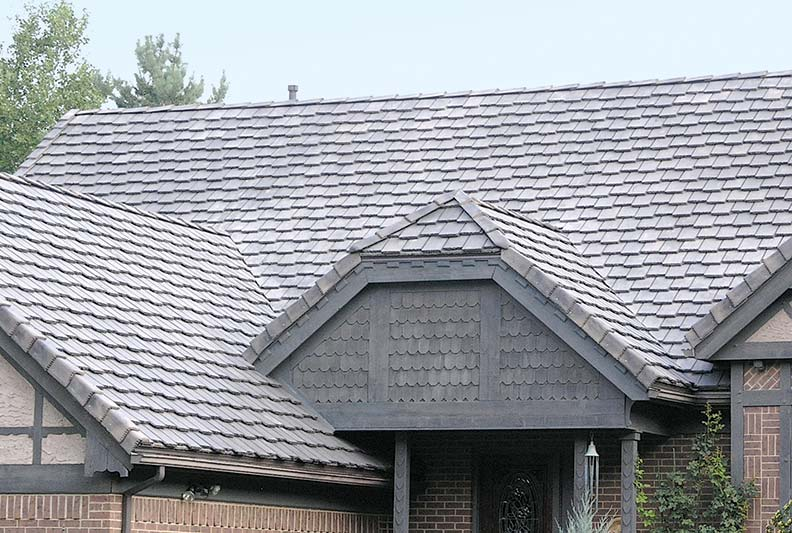 Fibre Cement Roofing : Substitutes for traditional roofing materials old house