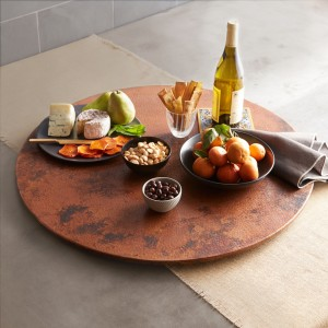 Copper Lazy-Susan