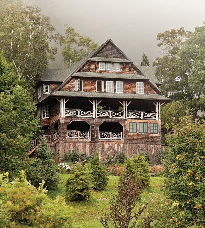 Restoring An Adirondack Camp Old House Online Old