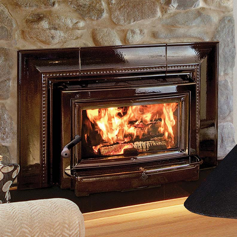 The Latest In Fireplace Inserts Old House Online Old