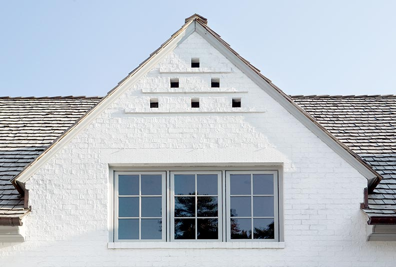 Best bets for exterior building materials old house for Exterior building materials