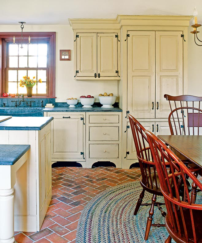 Old Kitchen Tile: The Best Flooring Choices For Old-House Kitchens