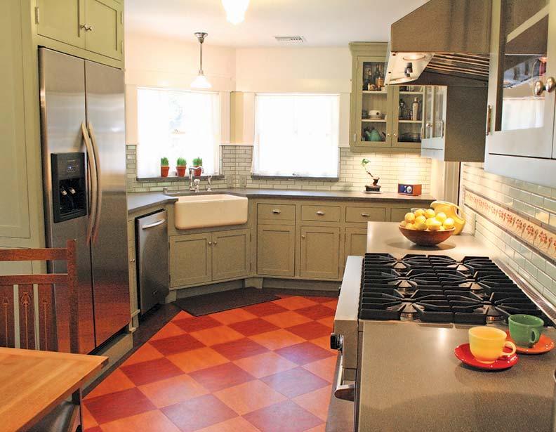 Kitchen Floor Options. Kitchen Wood Flooring Options Estimates ...