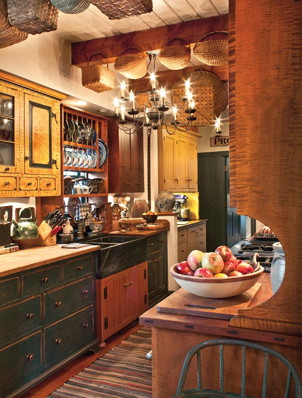 Kitchen Design Period Homes
