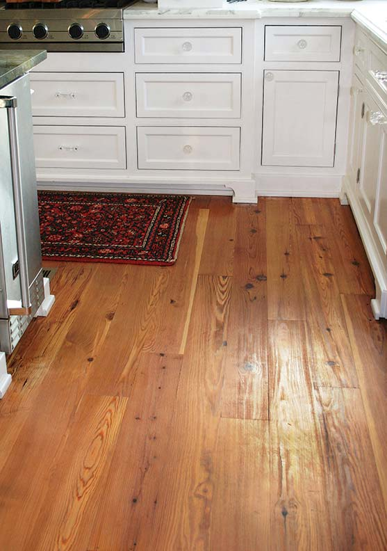 Authentic Wood Flooring For Early Homes Old House Online