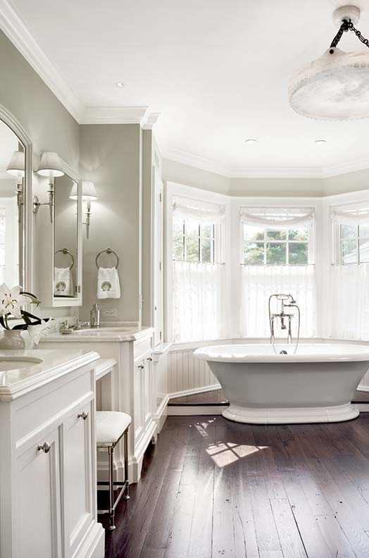 ideas for timeless baths old house online old house online