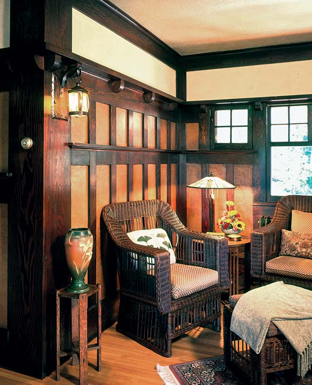 Paneling Amp Wainscoting For Old Houses Old House Online