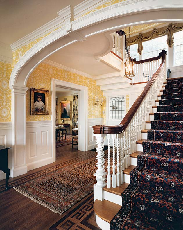 Colonial Wall Paneling : Paneling wainscoting for old houses house online