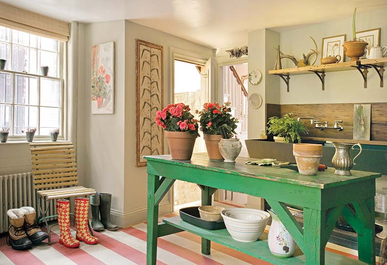 How To Design A Traditional Mudroom Old House Online