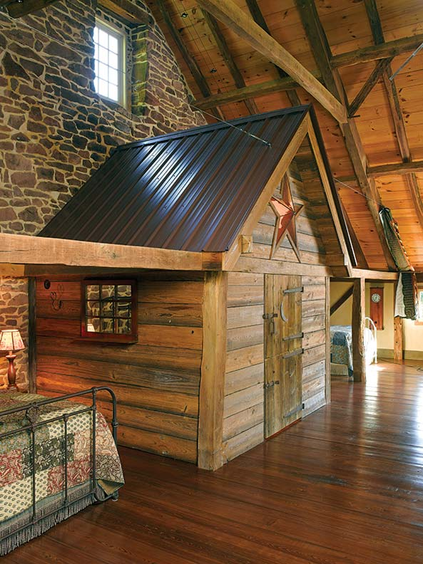 Converting A Stone Barn Into A House Old House Online