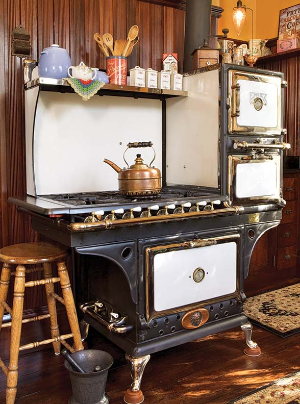 fresh idea to design your blue stove. stove. kitchen general,Antique Kitchen Appliances,Kitchen decor