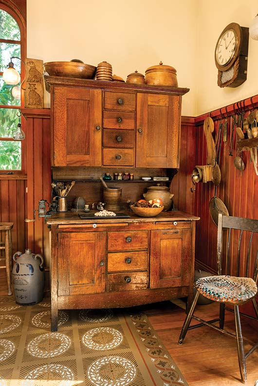 A Period Perfect Victorian Kitchen Old House Online Old House Online