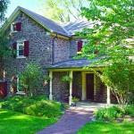 Post image for A Pennsylvania Stone Farmhouse