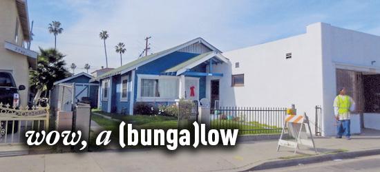 remuddling, bungalow